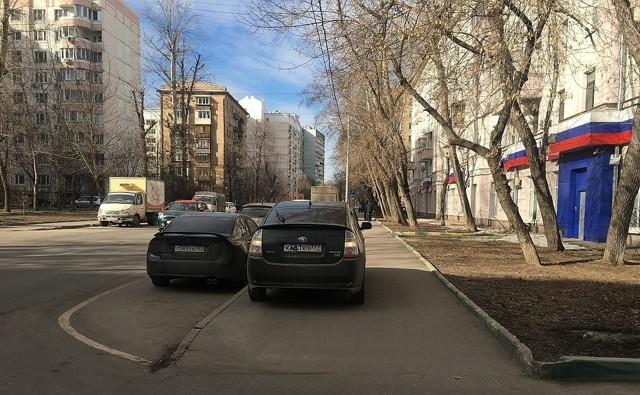 Парковка на тротуаре, штраф в 2018: статья и сумма наказания, как оплачивать
