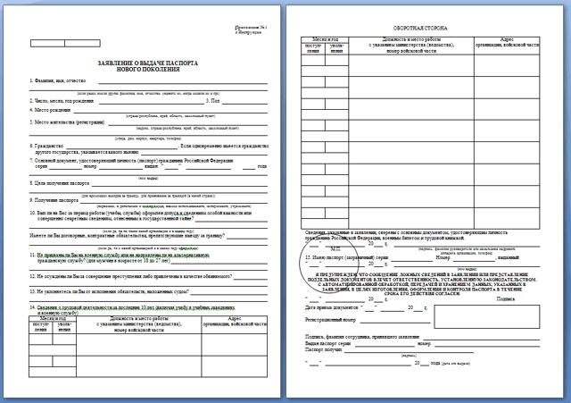 О нужности замены загранпаспорта при смене фамилии: менять ли после замужества