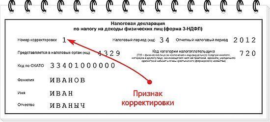 Корректировка налоговой декларации по УСН, внесение изменений в декларацию
