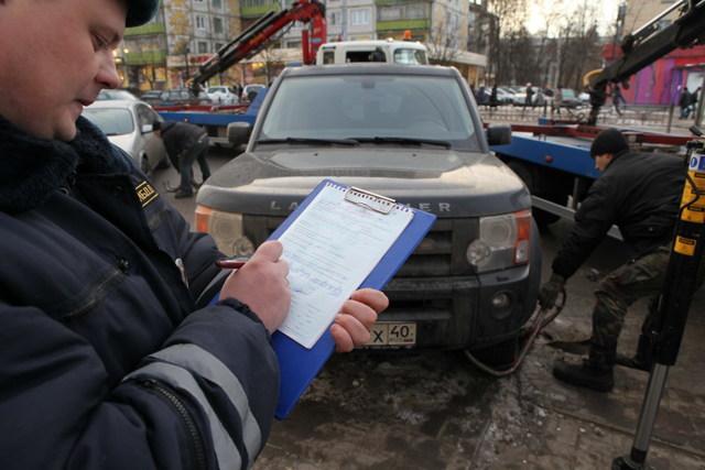 Штраф за изменение конструкции автомобиля, за переоборудование в 2018