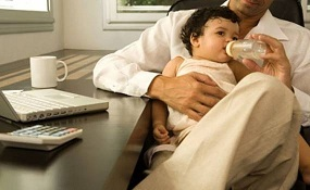 О декретном отпуске для мужчин: отпуск по уходу за ребенком для мужчины