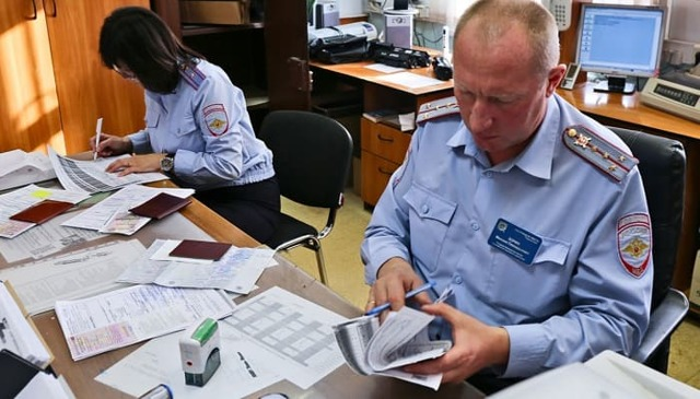Штраф за просрочку регистрации автомобиля в 2018: статья и сумма наказания