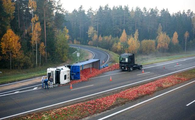 Претензии в транспортную компанию о повреждении грузов: образец жалобы