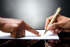 Расписки об отсутствии претензий: образец, что материальных и моральных не имею