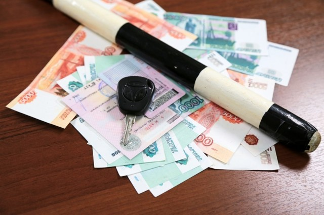 Езда без документов на машину - штраф в 2018: статья и сумма наказания, оплата
