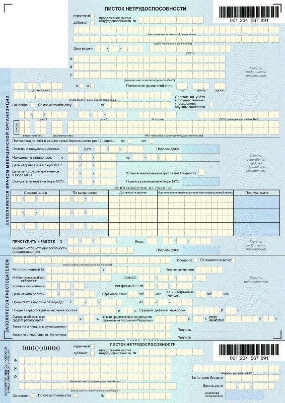 О максимальной сумме больничного листа: величина пособия, кому положено
