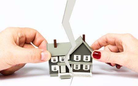 О разделе имущества супругов: без расторжения брака, долевая собственность