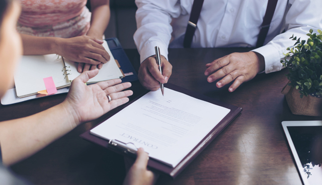 Соглашения о разделах имущества: образец договора между супругами, мировое
