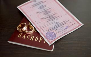 О смене паспорта после замужества: как поменять документ через госуслуги