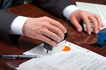 Нотариально заверенные копии: сколько стоит заверить подпись, паспорт, документ