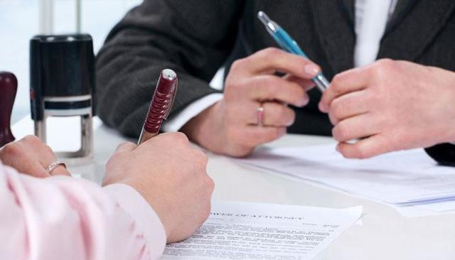 Об образце брачного договора: как составить, форма заключения, пример заполнения