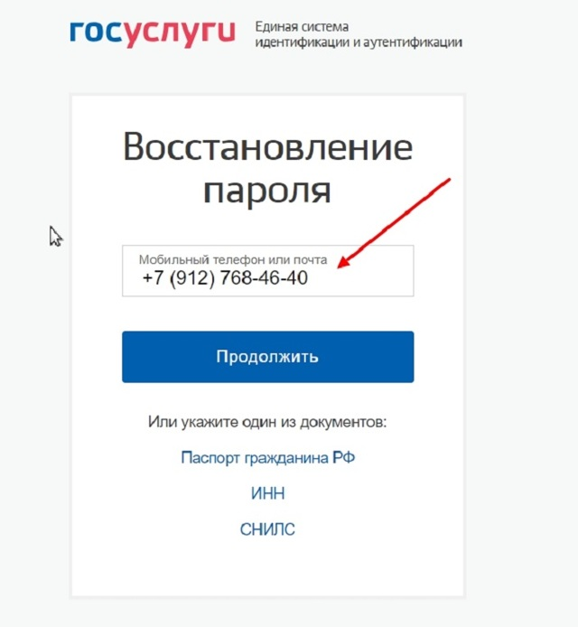 Восстановление пароля и логина на Госуслугах: как поменять, если забыл, по СНИЛС